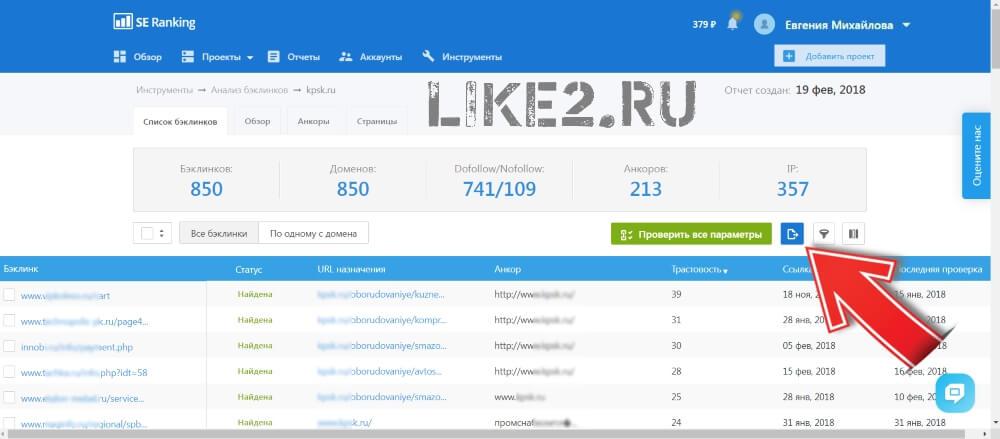 Как делать анализ сайта. Урок на Like2.ru. Школа начинающего фрилансера.